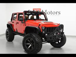 jeep red 2016 2016 jeep wrangler unlimited sport for sale in tempe az stock