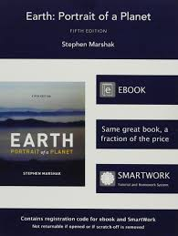 earth portrait of a planet stephen marshak 9780393281491 books