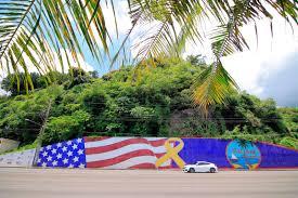 Guam Flag How Guam Became A Strategic Us Territory Photos Abc News