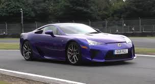 lexus lfa v10 engine for sale lexus lfa 0 60 accelerations v10 screams driving at carfest