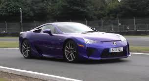 lexus supercar 2015 price lexus lfa 0 60 accelerations v10 screams driving at carfest