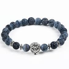 ceramic bracelet images Owl lion leopard ceramic bracelet furlette jpg