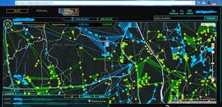 Ingress World Map by Resistancekemanggisan