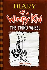 diary of a wimpy kid the third wheel diary of a wimpy kid wiki