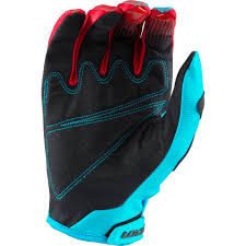 kids motocross gloves answer 2017 syncron cyan red kids gear u0026 gloves set at mxstore