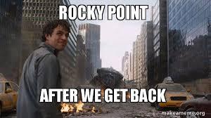 Rocky Meme - rocky point after we get back that s my secret make a meme