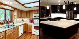 kitchen remodel idea stylish small kitchen remodel before and after kitchen remodel