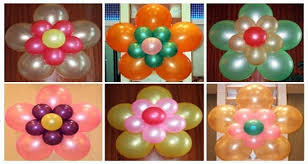Home Decoration For Birthday Balloon Decoration At Home Birthday Organizer Theme Party