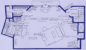Fantasy Floor Plans 15 Floor Plans Of Tv U0027s Best Homes