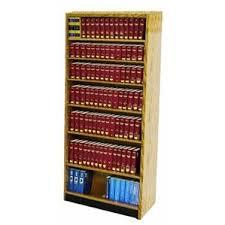 Single Shelf Bookcase 96 Inch Tall Bookcase Wayfair
