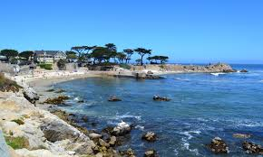 Beach House Rentals Monterey Ca by Lovers Point Park Beach Pacific Grove Ca California Beaches