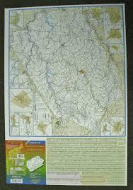 Map Delaware Delaware County Paper Wall Map Jimapco