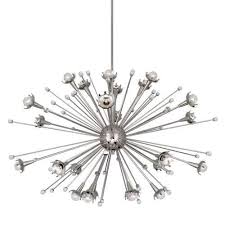 Sputnik Chandelier Jonathan Adler Sputnik Chandelier Polished Nickel Clayton Gray Home
