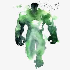 painted hulk painted hulk hero png image free download