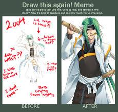 Draw This Again Meme Fail - draw this again meme by lilbang on deviantart