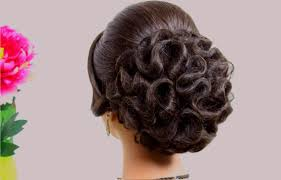 wedding hair using nets bridal hairstyle for long hair tutorial wedding updo step by step