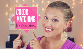 how to color match for younique foundations the lash youtube