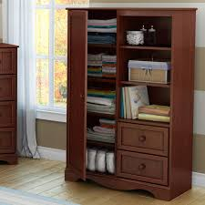 bedroom antique interior storage design with wardrobe armoire