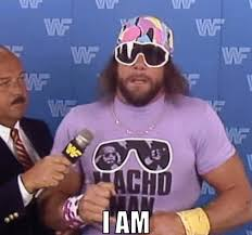 Macho Man Randy Savage Meme - as far as macho man posts go gif on imgur