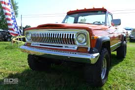 jeep wagoneer lifted bds goes to bantam jeep fest bds