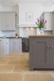 farrow and ball painted kitchen cabinets redland town house purbeck stone stone and kitchens