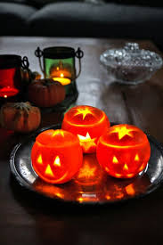 gorgeous diy luminaries to spice up your halloween party