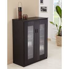 Large Shoe Cabinet With Doors by Furniture Great Collection Of Narrow Cabinets With Doors To