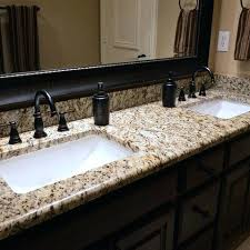 31 x 22 vanity top for vessel sink vanities 31 granite vanity top for vessel sink colonial gold