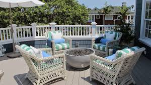 Second Floor Patio by Nautical By Nature Coastal Living Showhouse Second Floor Rooftop
