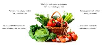 what is raw foods diet