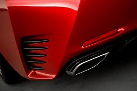lexus ls430 rear bumper cover 2015 lexus rc motor trend