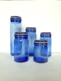 cobalt blue kitchen canisters the 25 best ideas about cobalt blue kitchens on