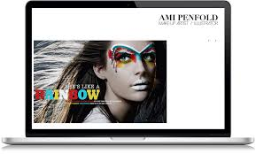 websites for makeup artists fashion 10jacks website design
