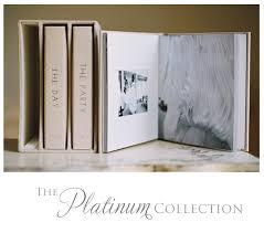 Cloth Photo Album Triple Volume Slipcase The Albums And Slipcase Are Covered With