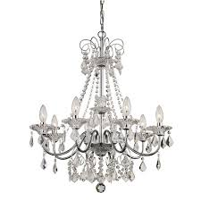 Upside Down Crystal Chandelier House Of Hampton Jeter 8 Light Crystal Chandelier U0026 Reviews Wayfair