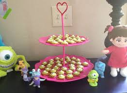 monsters inc baby shower ideas monsters inc baby shower favors home party theme ideas