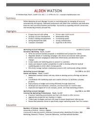 good resume for accounts executive responsibilities for marketing account executive job description resume resume for study