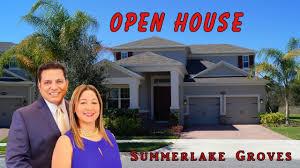 Winter Garden Orange County Open House Summerlake Groves Winter Garden Florida Orlando Life