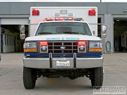 Ford F350 Service Truck - defending against disasters 1993 ford f 350 diesel power magazine