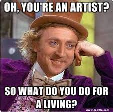 What Do You Do Memes - 20 funny art memes that will make you laugh artpromotivate