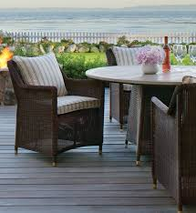 High End Outdoor Furniture Brands by Luxury Outdoor Furniture By Brown Jordan This Features The
