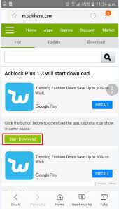 adblock plus android apk adblocker android stop ads on android without root