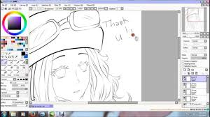 how to use pressure tool in sai linework layer mouse user
