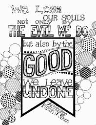 printable coloring pages quotes www mindsandvines com