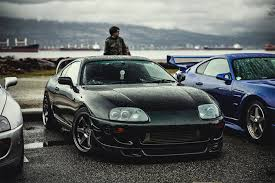 Toyota Supra Supra Toyota Old Car Sports Car Drift Street