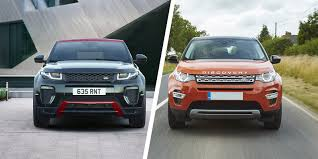 land rover indonesia range rover evoque vs land rover discovery sport carwow