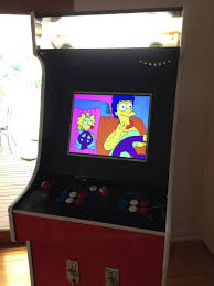 build your own arcade cabinet diy corner how to make your own standup arcade game 64 pics
