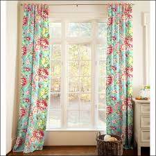 Blue Kitchen Curtains Bedroom Awesome Pale Blue Curtains Coral Window Treatments Coral