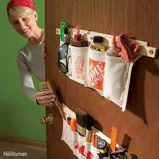 Back Of Door Storage Kitchen 18 Inspiring Inside Cabinet Door Storage Ideas Family Handyman