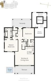 villa floor plans the villas floor plans villas at the landings st lucia